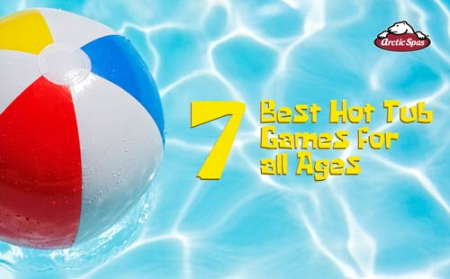 7 hot tub games for all ages